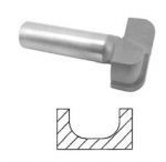 49122 Bowl And Tray Bit 1/4 Shank