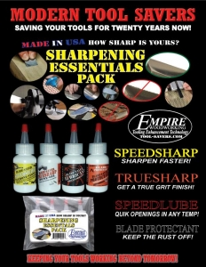 Sharpening Essentials Packs