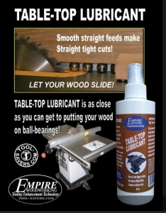 TABLE-TOP LUBRICANT