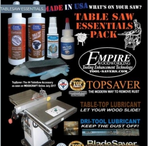 TABLE-SAW ESSENTIALS PACK