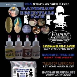 BAND SAW ESSENTIALS PACK