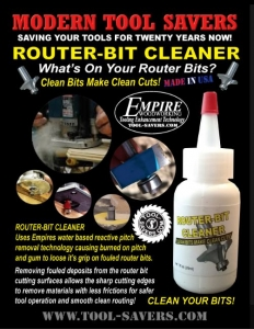 Router-Bit Cleaner(RBC)