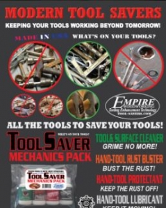 TOOLSAVER MECHANICS PACK