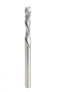 Amana Tool 46181 CNC Solid Carbide Compression Spiral 3/16 D x 1 CH x 3/16 SHK x 2-1/2 Inch Long Router Bit