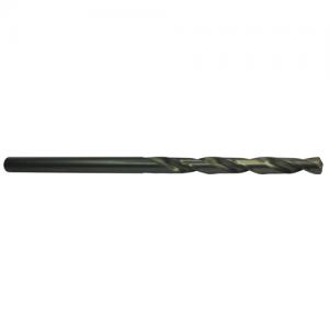 3//32 Dia-4-1//4 OAL-Black Oxide-HSS-Stnd Taper Lgth Drill