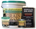 Famowood Puddy and Solvents