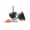 Amana Insert Carbide Stile & Rail Set Router Bits